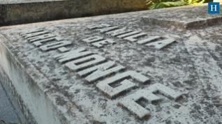 Las 'imborrables', cuarenta mujeres para recordar en el cementerio de Torrero
