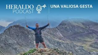 Podcast Heraldo | Escalar 5 veces seguidas el Moncayo y subir 80.000 escaleras en el Batallador con un objetivo