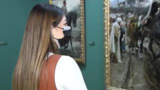 Zaragoza acoge una exposición antológica de Francisco Pradilla