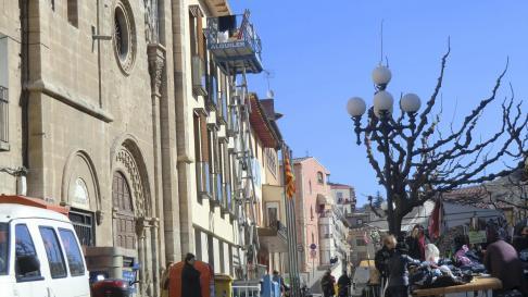 Ayuntamiento de Fraga.