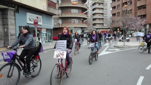 Bicipiquetes en Zaragoza