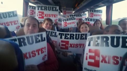 """[Teruel Existe y Huesca Suena] Manifestación en Zaragoza """"Salvemos nuestros pueblos"""" Whatsapp-image-2019-03-31-at-07-56-50"""