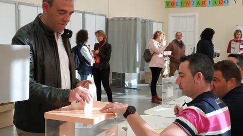 Miguel Dalmau, candidato del PSOE al Senado