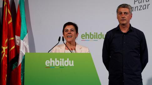 Valoración de Bildu tras conocer los resultados electorales.