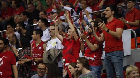 Partido Tecnyconta Zaragoza- Barcelona