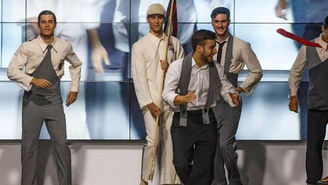 Nacho Lamar es uno de los diseñadores que desfilan en 'Fashion Rebellion'.