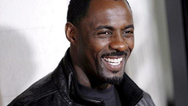 ?Idris Elba.