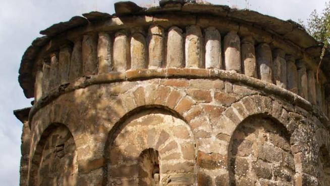 Ermita de San Juan en Rasal.