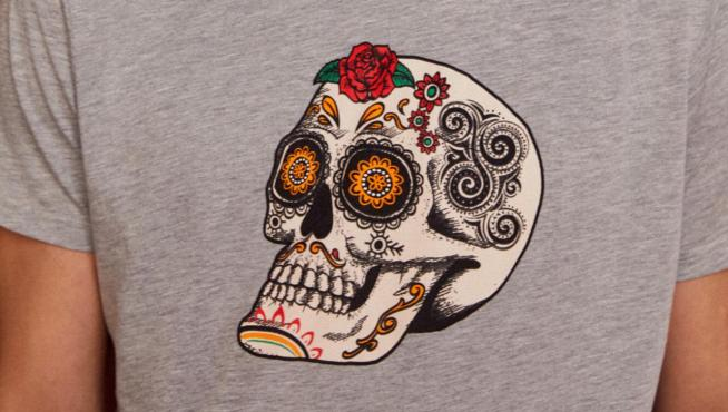 Camiseta calavera, Springfield