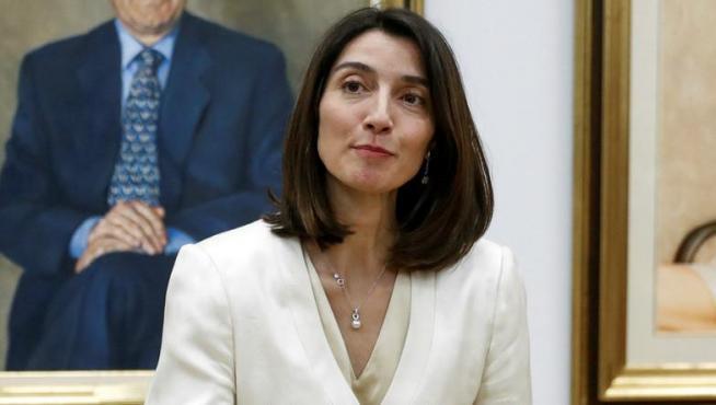 Pilar Llop, nueva ministra de Justicia.