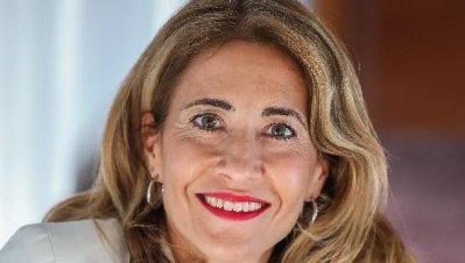 Raquel Sánchez, ministra de Transportes.