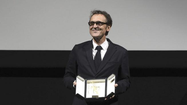 Alberto Iglesias recibió la Espiga de Honor.