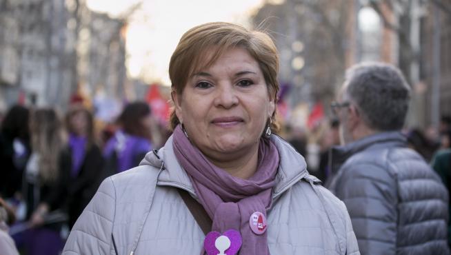 Manifestación feminista 2019