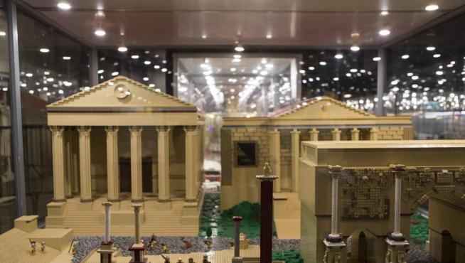 Foro Romano en Lego