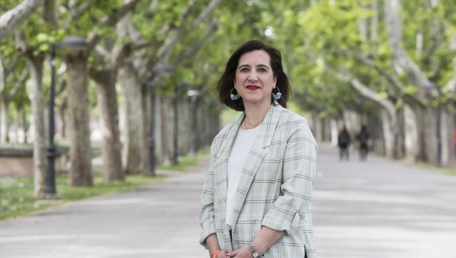 ELECCIONES 2019 MUNICIPALES Y AUTONOMICAS. SARA FERNANDEZ, CIUDADANOS / 08-05-2019 / FOTO: GUILLERMO MESTRE. [[[FOTOGRAFOS]]]