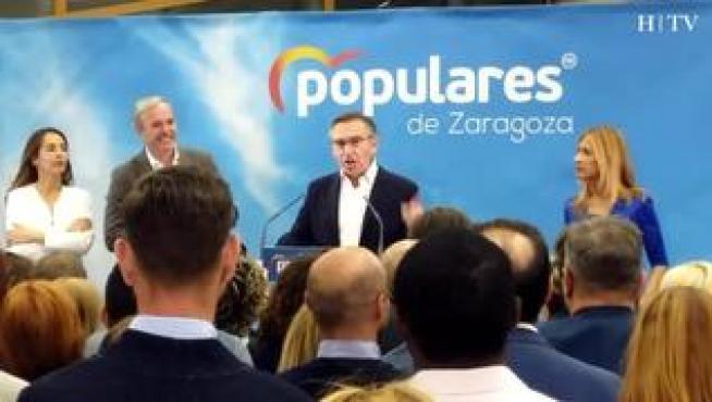 """Luis María Beamonte: """"Estamos ahí, puede ser cierto"""""""