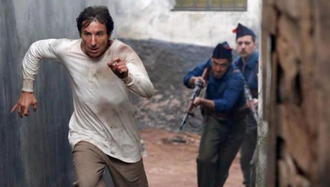 Antonio de la Torre es uno de los protagonistas de 'La trinchera infinita'.