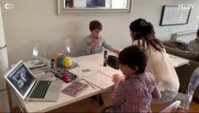Clases online... ¿Cómo ayudar a nuestro hijos a aprovecharlas?
