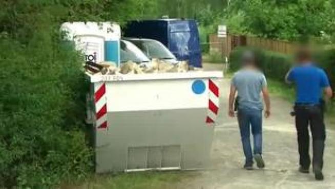 Investigan una zona de huertos por el asesinato de Madeleine McCann