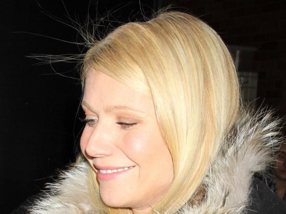 Gwyneth Paltrow en una imagen de archivo