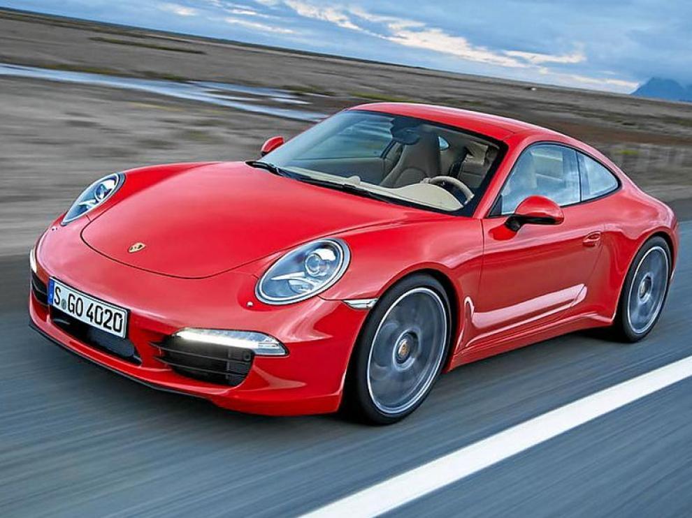 El nuevo Porsche 911