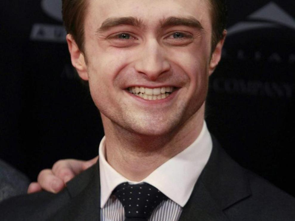 Daniel Radcliffe en su visita a España