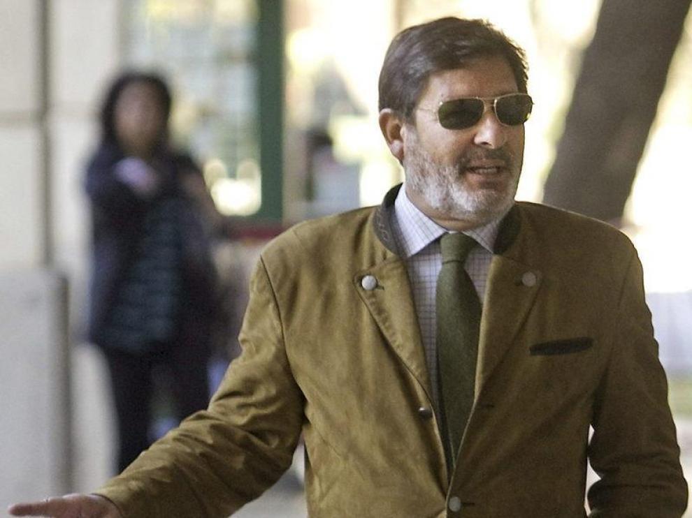 El exdirector general de Trabajo de la Junta, Francisco Javier Guerrero