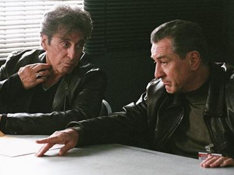 Rooster y Turk son dos detectives del departamento de policía de Nueva York.