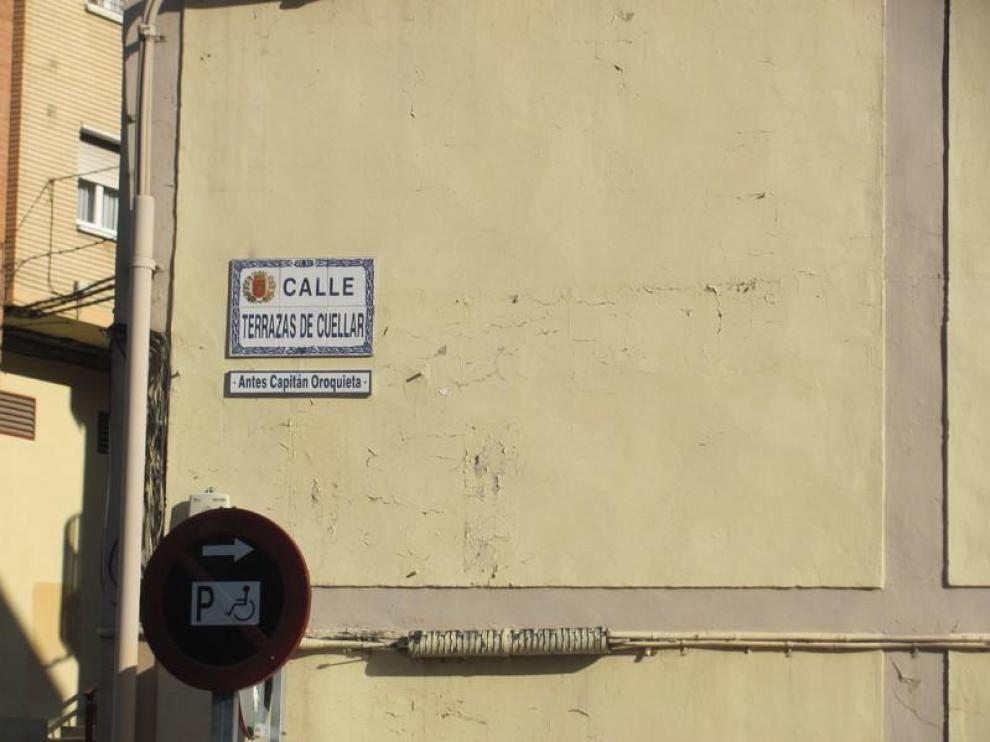 Calle Terrazas de Cuellar