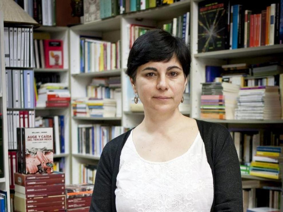 La librera Julia Millán