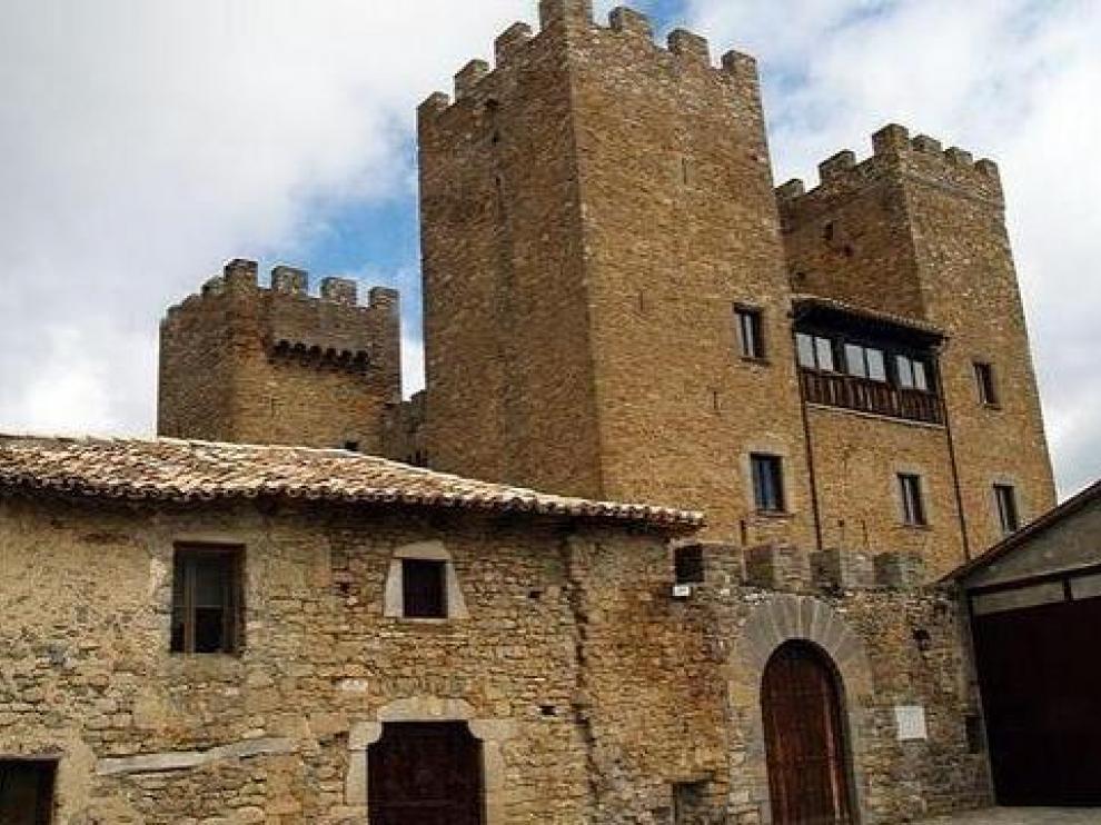 Castillo de Biniés