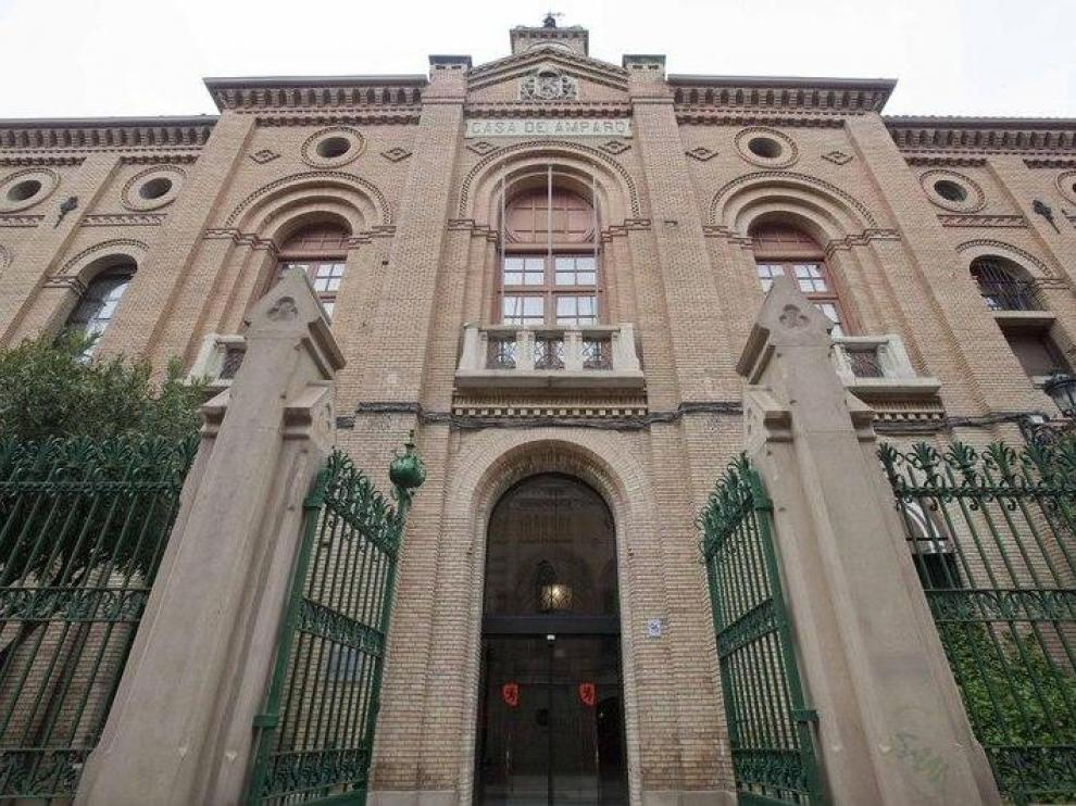 Casa Amparo de Zaragoza