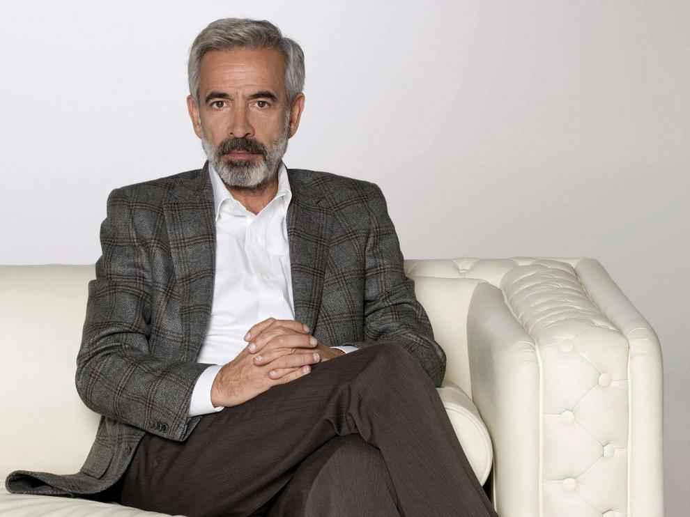 El actor español Imanol Arias