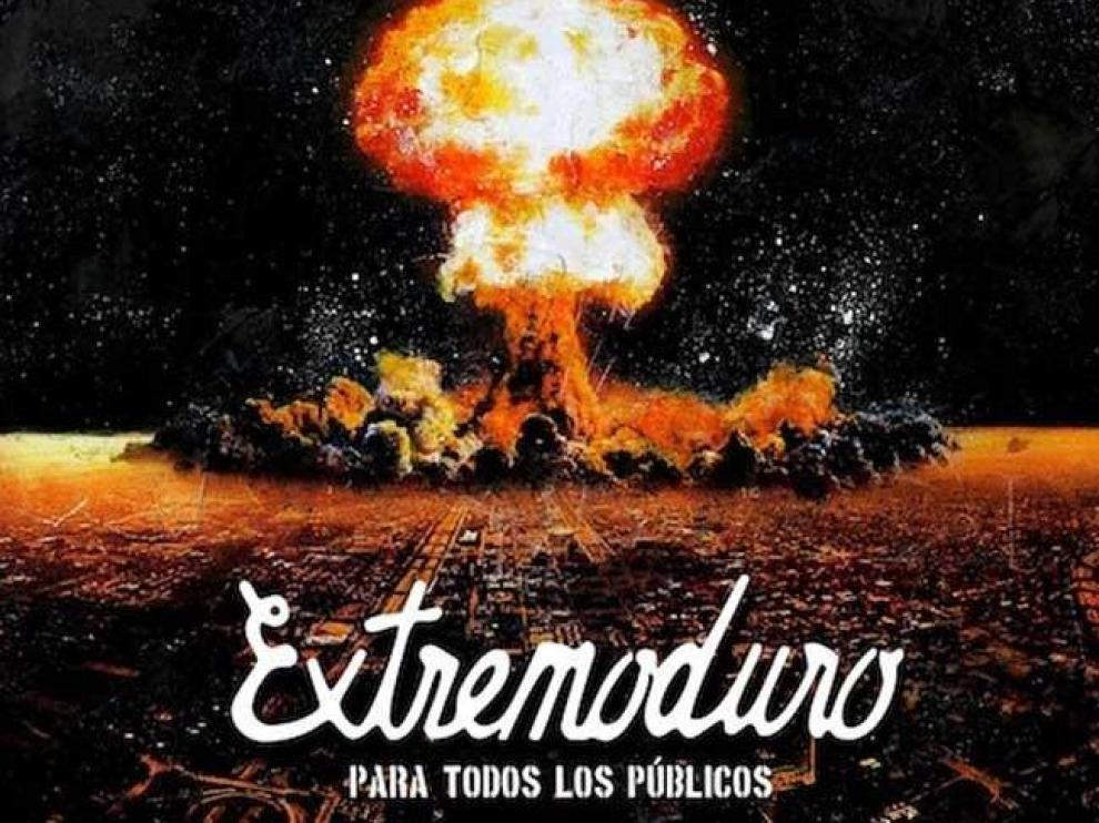 """Portada del disco de Extremoduro """"Para todos los públicos"""""""