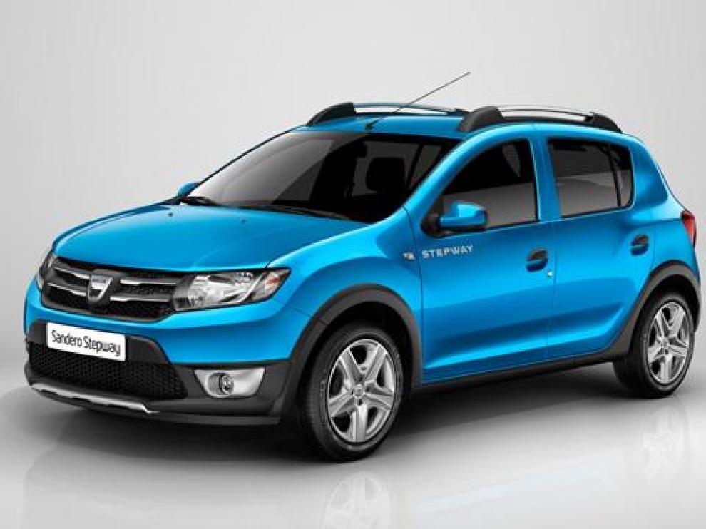 El Dacia Sandero es uno de los coches más vendidos en la provincia