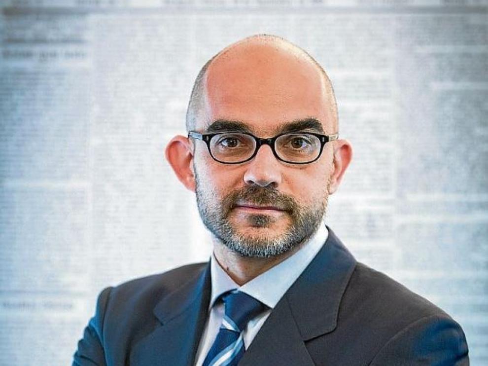 ?Carlos Núñez, director general del Grupo HERALDO