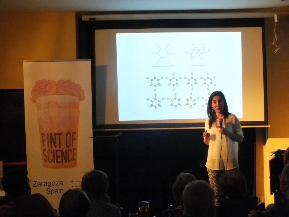 Ciencia desenfadada en el festival Pint of Science.