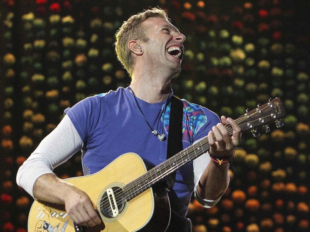 Concierto de Coldplay en Barcelona