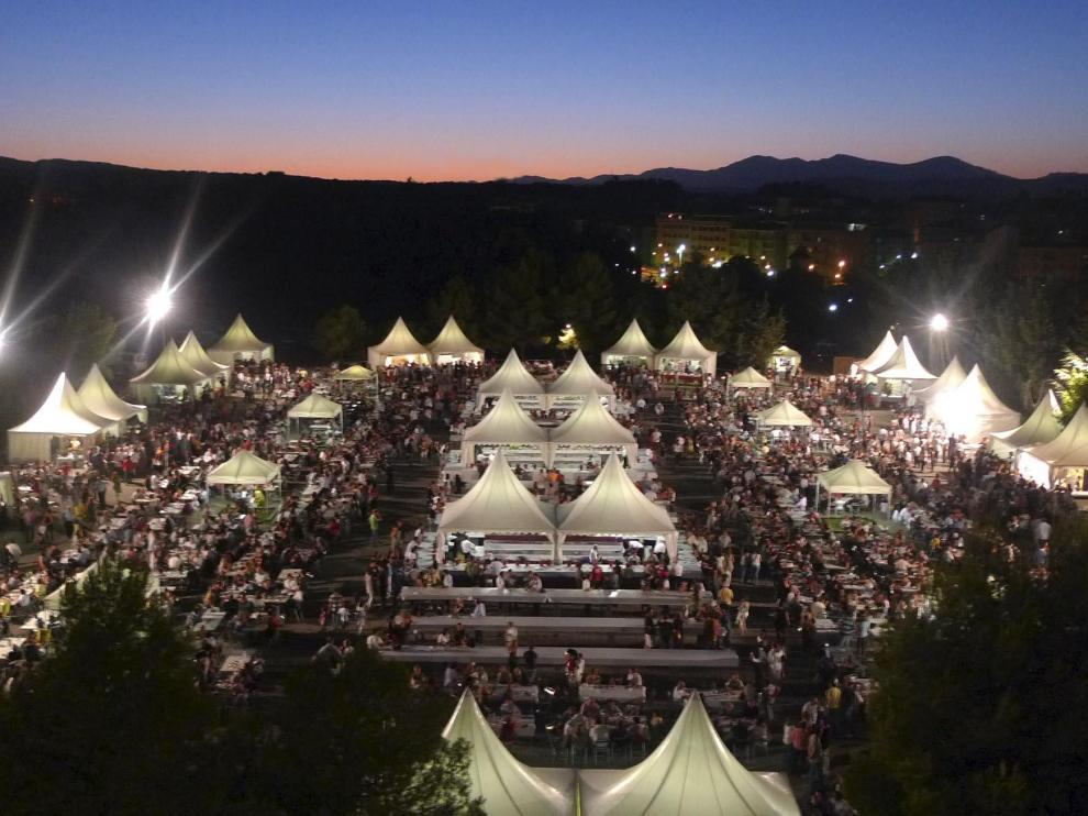 XVII Festival Vino Somontano.