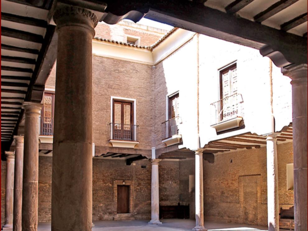 El palacio de los Duques de Villahermosa es de obligada parada en la visita a Pedrola. Ayuntamiento de Pedrola