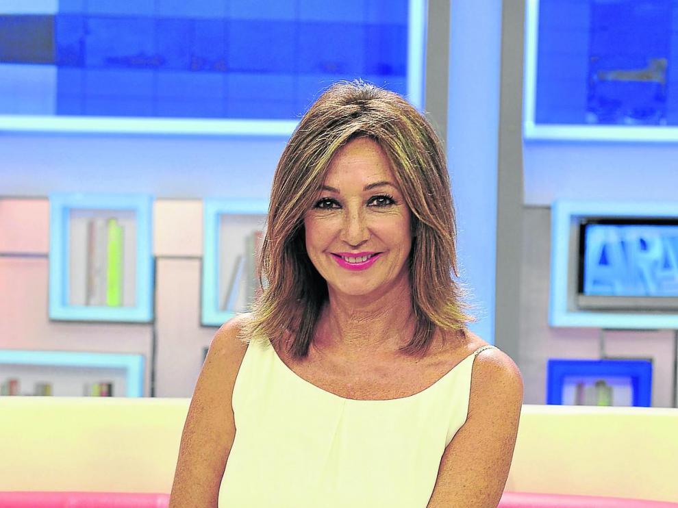La presentadora Ana Rosa Quintana, en una imagen de archivo.