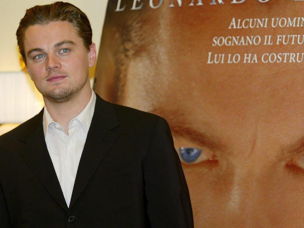 El actor estadounidense Leonardo Di Caprio.