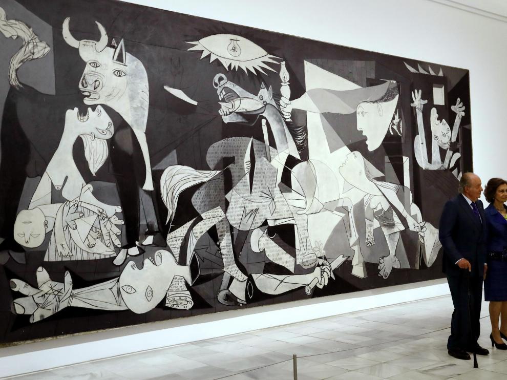 80 aniversario del 'Guernica' de Picasso