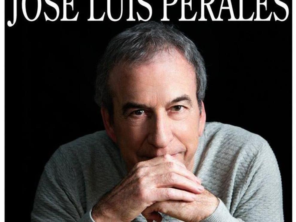 El cantante y compositor José Luis Perales ofrece un concierto en el Auditorio el 17 de junio.