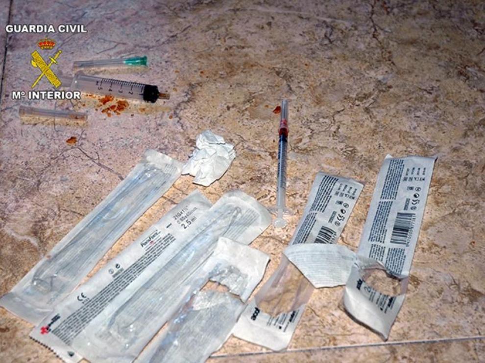 La red llegó a realizar 3.340 envíos de estos medicamentos prohibidos a gimnasios de España y otros países.