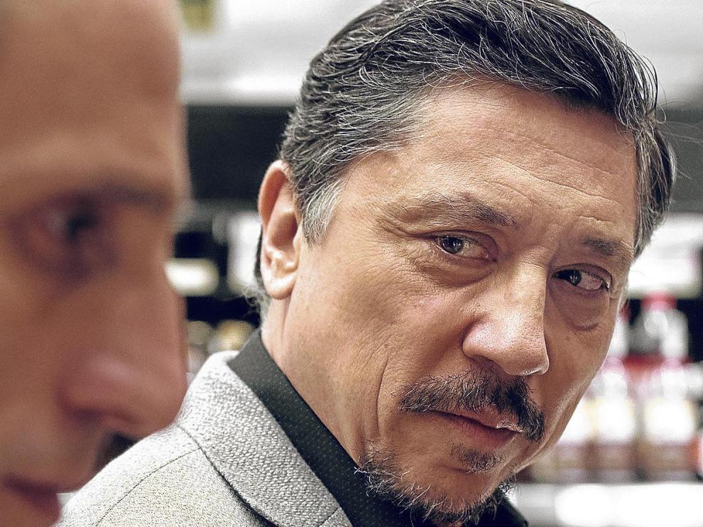 Carlos Bardem, en un fotograma de la serie 'Traición', que acaba de empezar a rodarse.