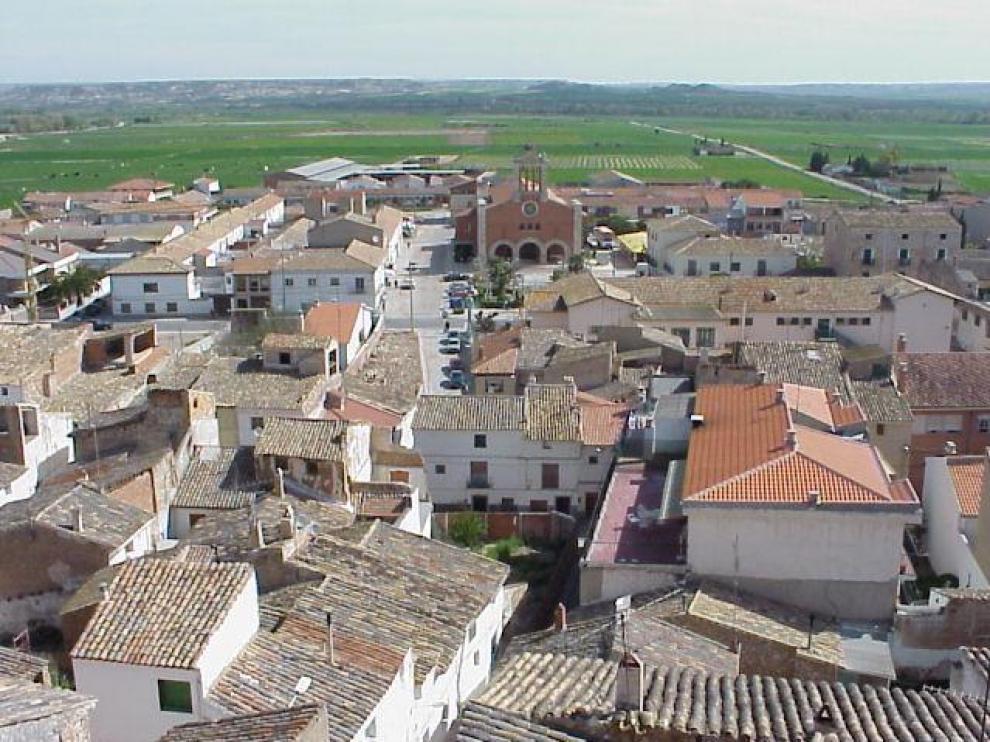 Unas 2.000 personas residen en Quinto de Ebro. Ayuntamiento Quinto