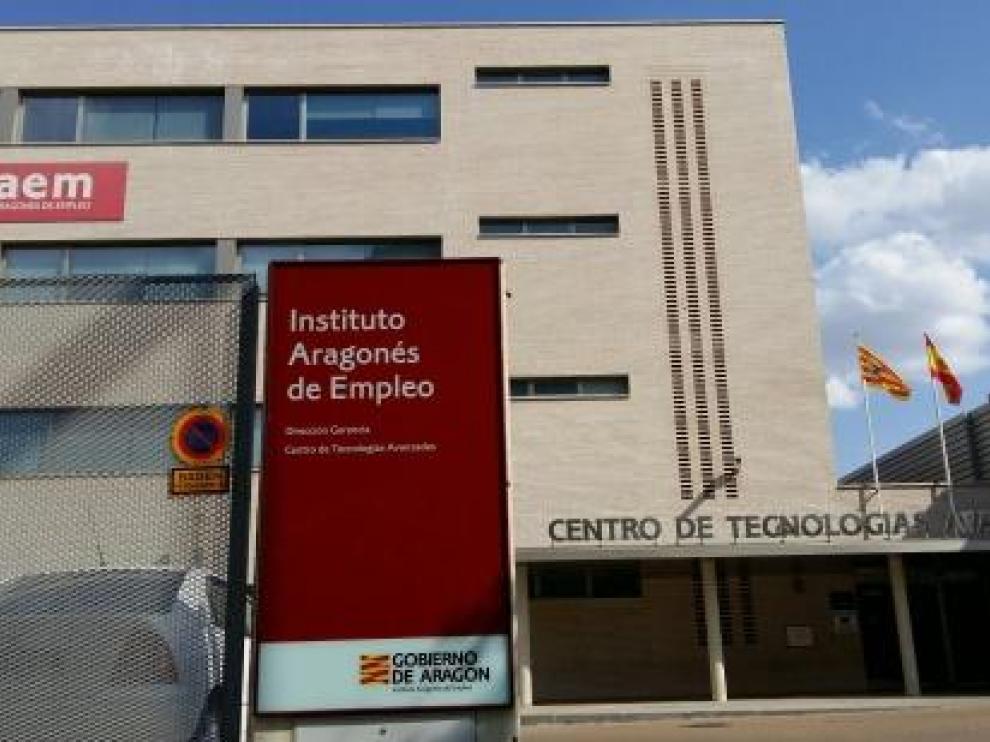 Centro de Tecnologías Avanzadas, sede central del INAEM.