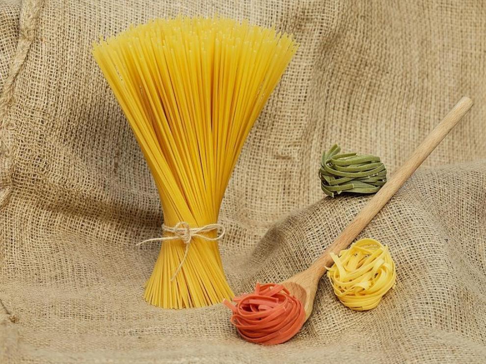 La pasta es uno de los alimentos que no pueden degustar si no es sin gluten.