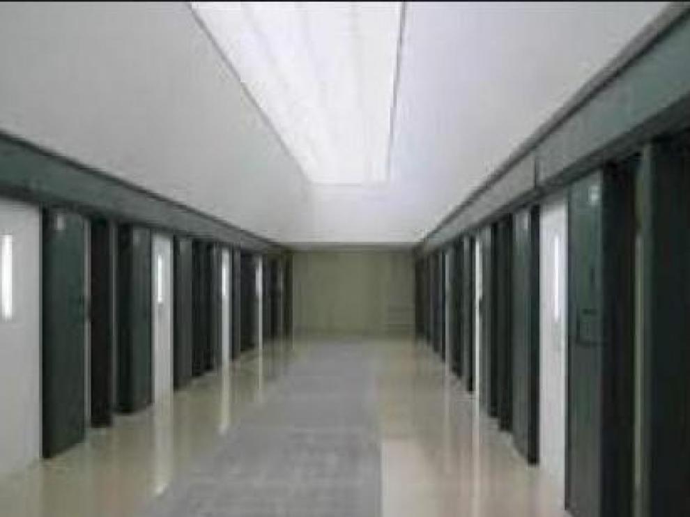 Así es la prisión de Estremera